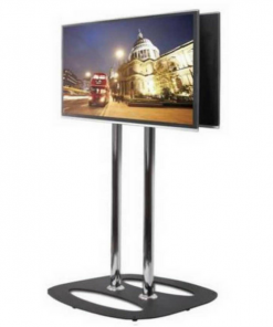 Double TV Stand Hire Auckland