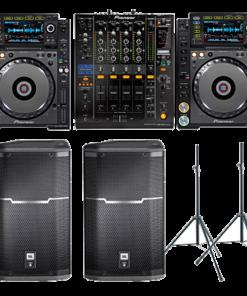 DJ Gear Hire Auckland
