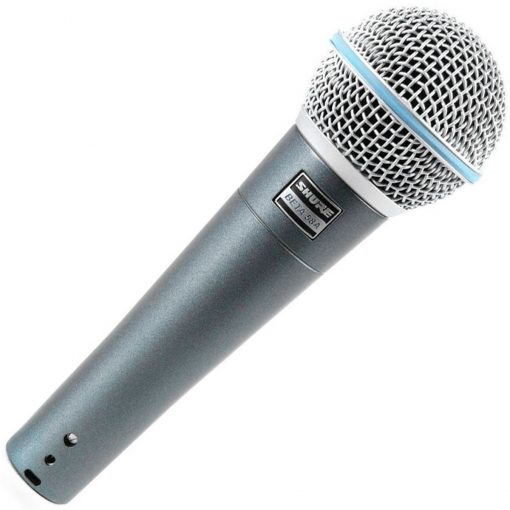 Shure SM58 Hire Auckland